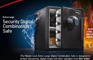 x Large Security Digital Combination Safe