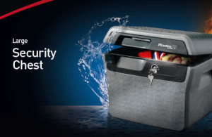 Large Security Chest